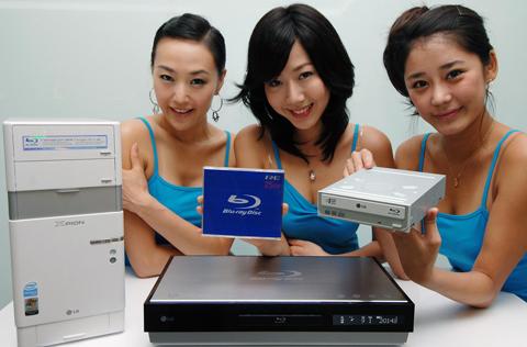 LG Blu-ray
