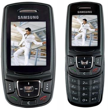 Nuevo Samsung SGH-E376