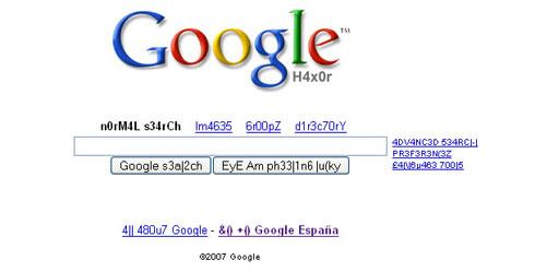 googlehack