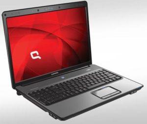 compaq presario a901tu notebook pc