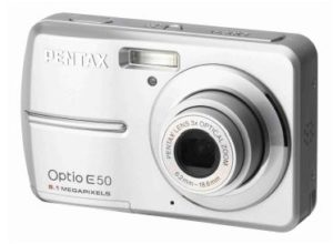 pentax e50