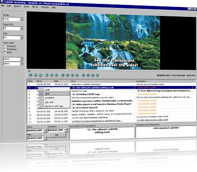 Subtitleworkshop
