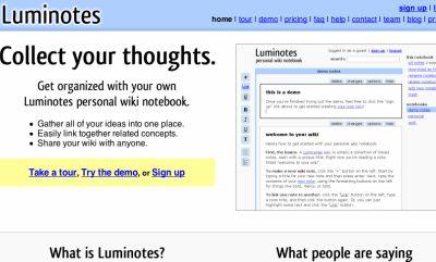 Luminotes