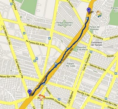 Quickmaps Realiza Croquis De Tu Localidad Con Ayuda De