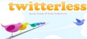 twitterless small