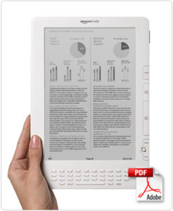 kindle dx pdf