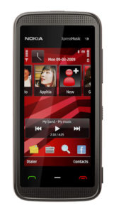 nokia5530xm red front 1 lowres