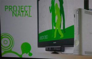 project natal microsoft