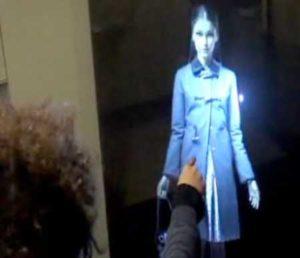 lm3labs hologram 3