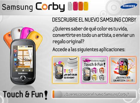 corby facebook