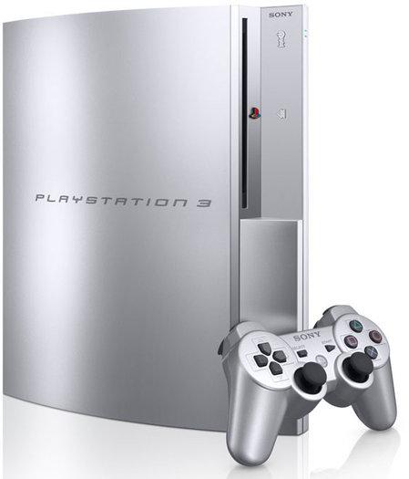 playstation 3 silver thumb