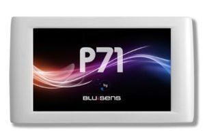 p71 mp5 blusens acelerometro multitarea