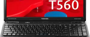 toshiba satellite t560