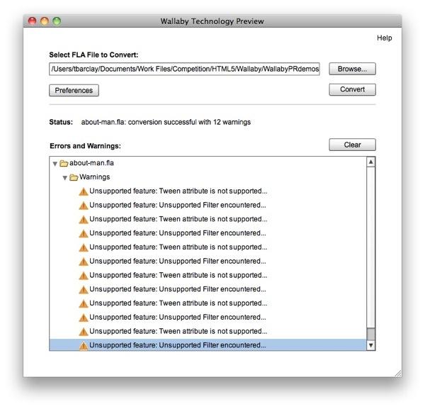 Adobe tira la toalla: conversor de flash a HTML 5