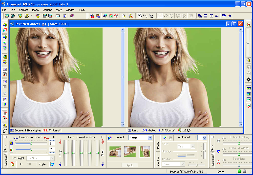 Comprimir imágenes de forma online sin ningún programa