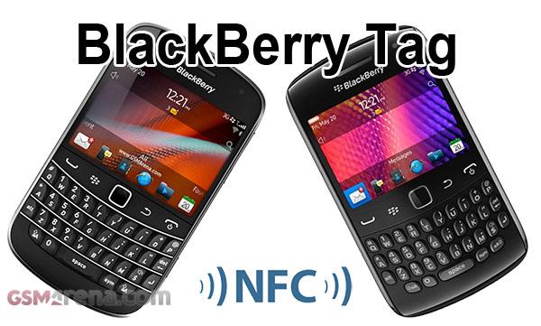 Blackberry NFC