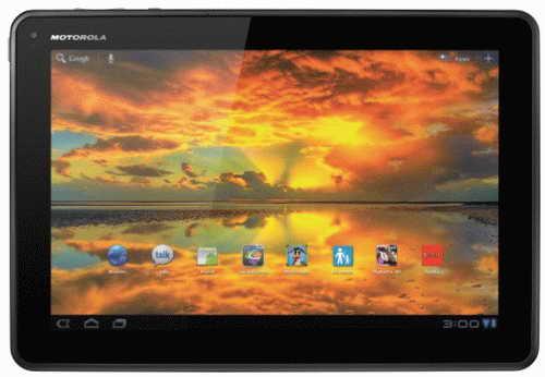 Motorola Xoom Family Edition 1 Motorola Xoom Edición Familia, un tablet para todas las edades