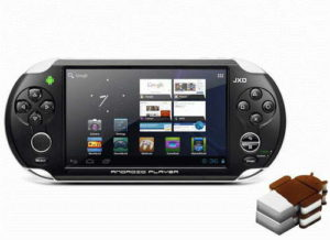 jxd s5110 android 40 game console