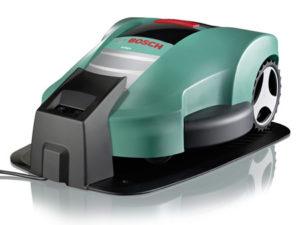 bosch robot mower 2