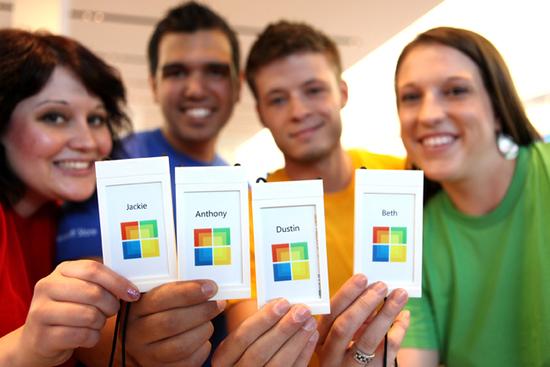 Tiendas Microsoft