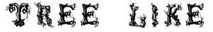 co tree like tipografia