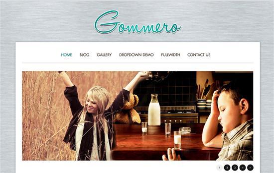 gommero-theme-gratis