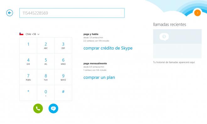 skype windows8