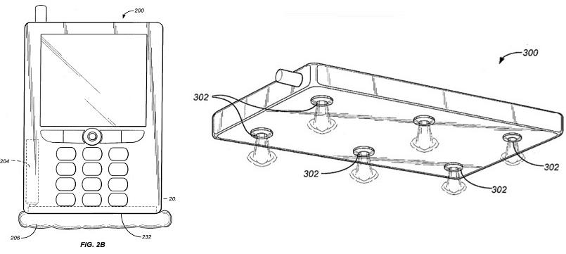 patente airbag