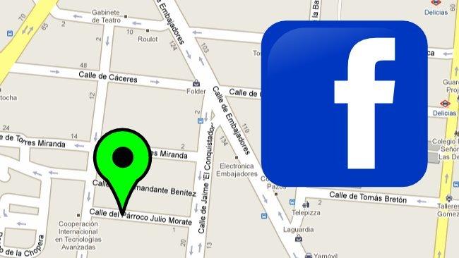 facebook geolocalizacion