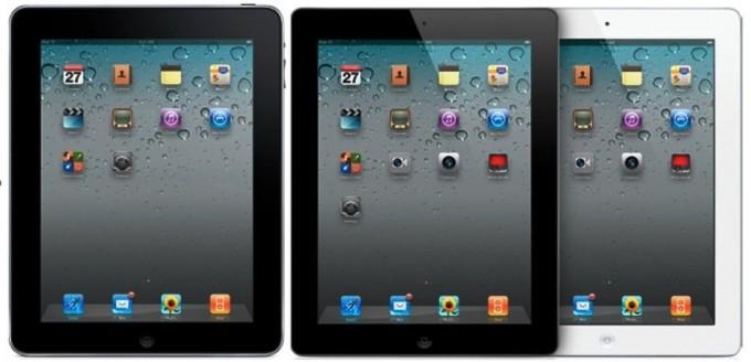iPad 3 años