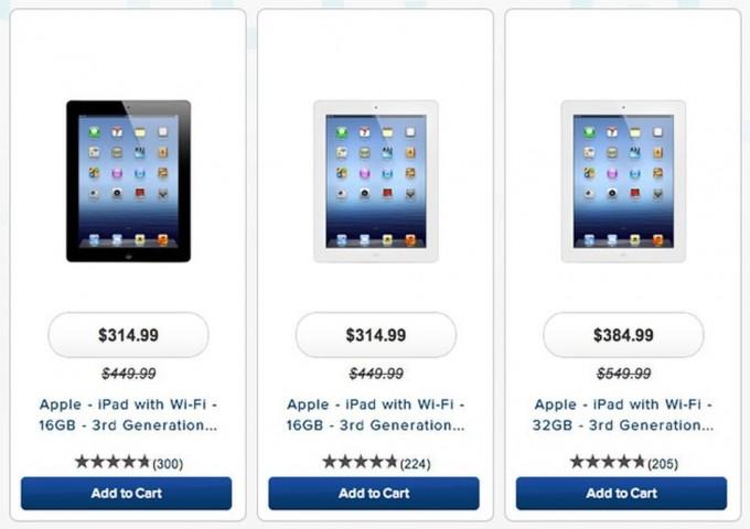 rebaja iPad