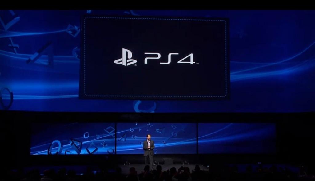 lanzamiento Playstation 4