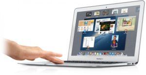nuevos macbook air