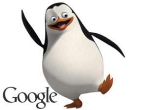 google penguin 2