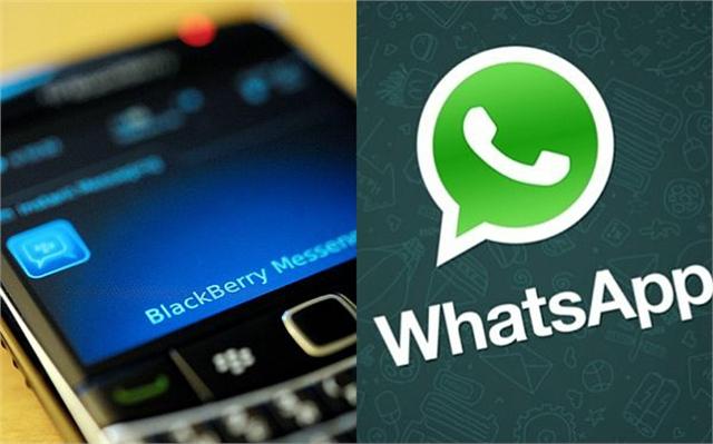 BBM WhatsApp