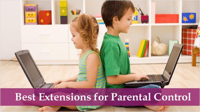 Chrome Parental Control