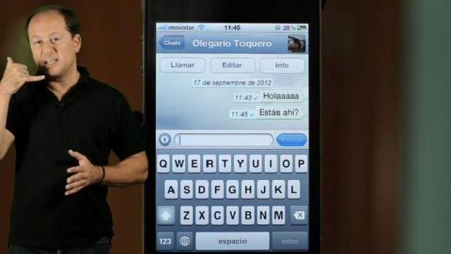 WhatsApp bloqueo