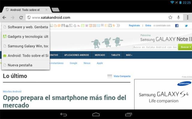 Chrome 32 beta