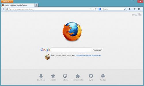 Historia Mozilla Firefox