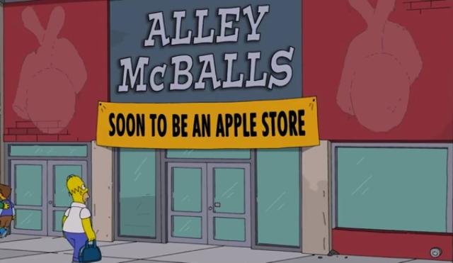 Los Simpsons Siri