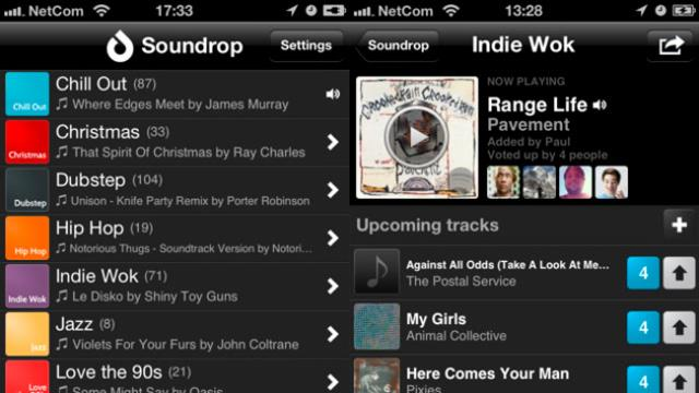Soundrop Android