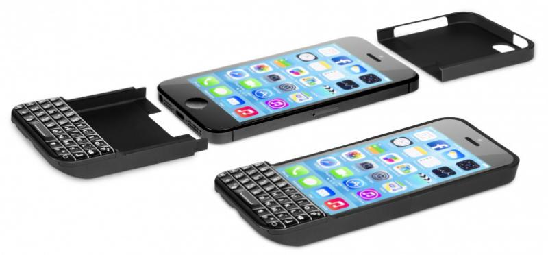 Typo Products teclado BlackBerry iPhone 2
