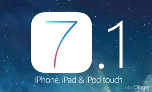 iOS 7-1 podría salir en marzo