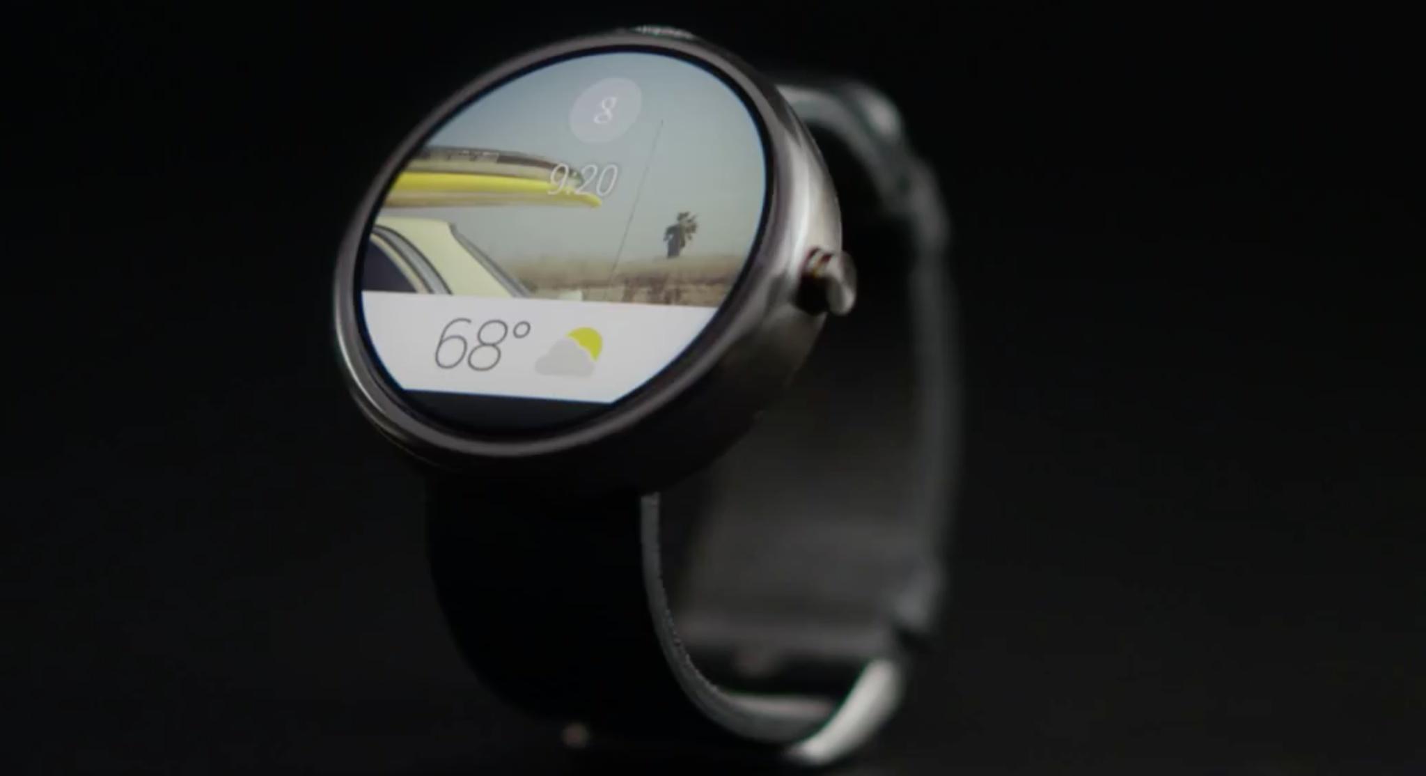Android Wear el sistema operativo para relojes