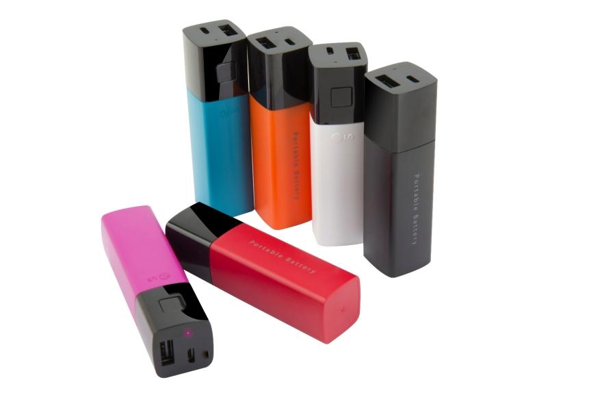 Baterías portátiles para situaciones de emergencia del día a día 2