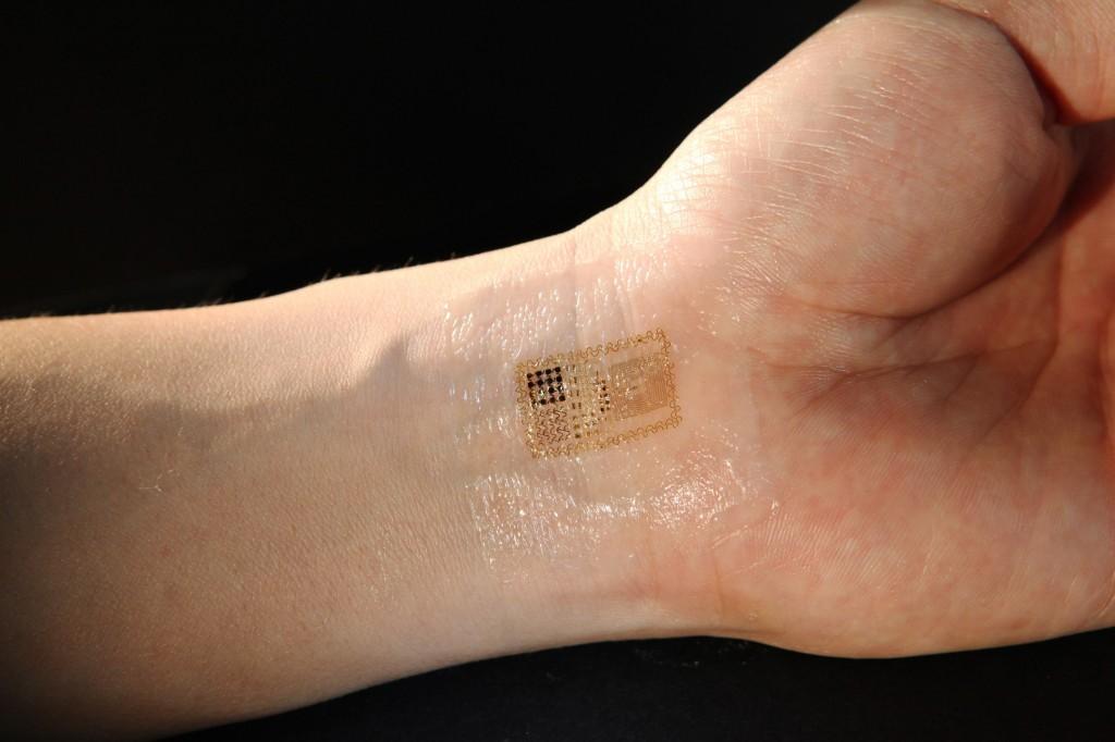 dispositivos conectados al cuerpo humano 1