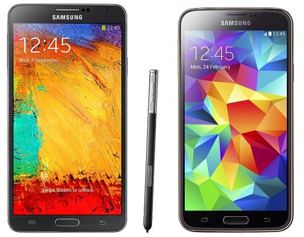 Galaxy S5 lápiz óptico 1