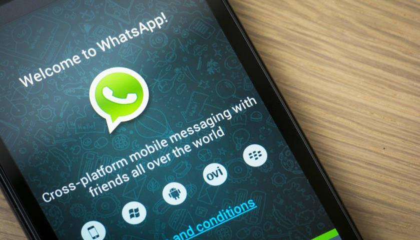 WhatsApp VoIP 1