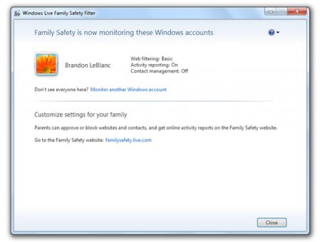 Cómo proteger a tus hijos en Internet desde Windows 1