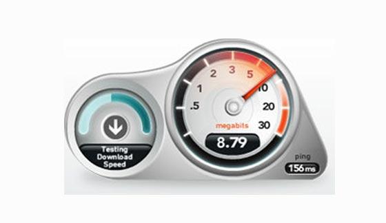 España velocidad Internet 2